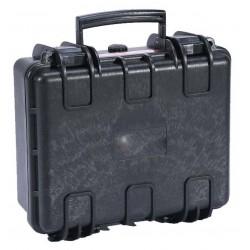 maleta rígida seguridad