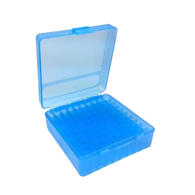 caja portamunición 38 special 357