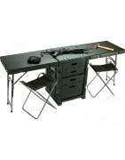 Field desk Mesa de campaña escritorio de campaña